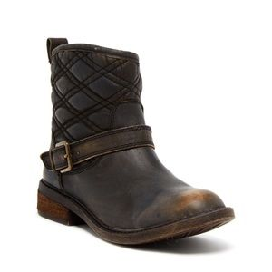 Lucky Brand LK-Nordic quilted ankle boot